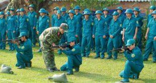 Chế độ phụ cấp đối với dân quân tự vệ