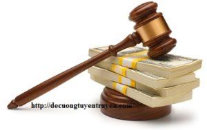 Hướng dẫn thủ tục xử phạt vi phạm hành chính