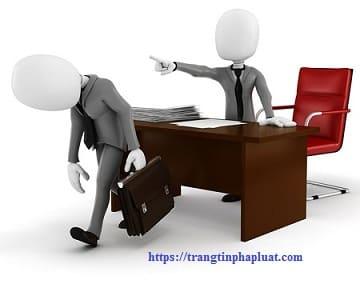 Hướng dẫn xử lý kỷ luật vi phạm hành chính