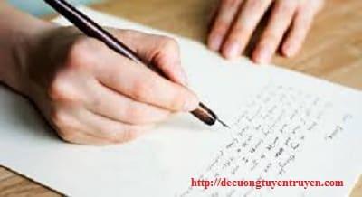 Đề cương tuyên truyền Nghị định 30/2020/NĐ-CP về công tác văn thư