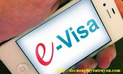 Danh sách các nước có công dân được cấp thị thực điện tử