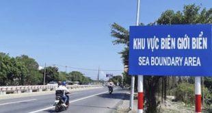Quy định xử phạt vi phạm hành chính lĩnh vực biên giới hải đảo