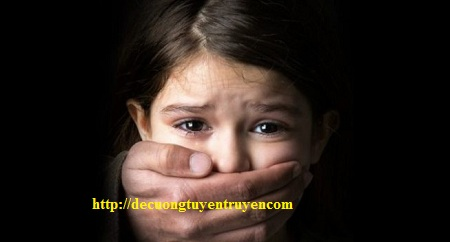 Tài liệu tuyên truyền pháp luật cho trẻ em