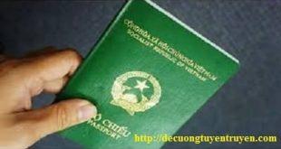 Thông tư 02/2020/TT-BTP về biểu mẫu giấy tờ quốc tịch