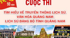Đáp án thi tìm hiểu lịch sử Đảng bộ tỉnh Quảng Nam