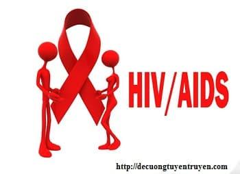 Luật Phòng, chống nhiễm vi rút gây ra hội chứng suy giảm miễn dịch mắc phải ở người (HIV/AIDS) năm 2020