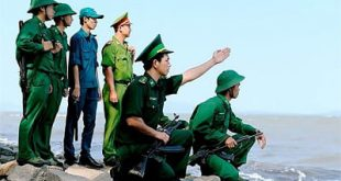 đề cương Luật Biên phòng Việt Nam 2020